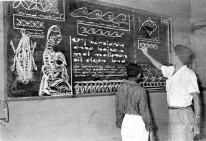 Decoratiemotieven Nieuw Guinea