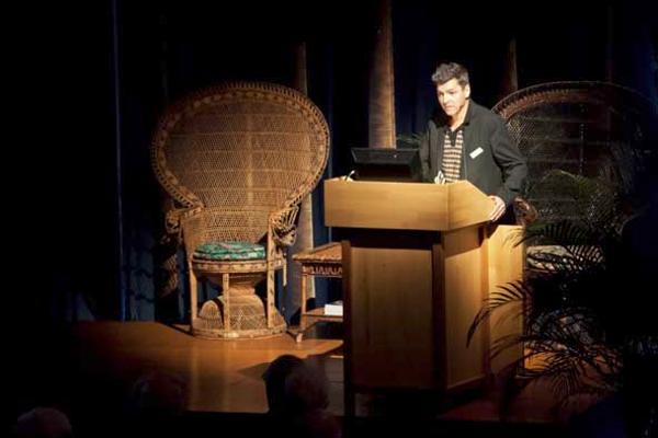 Hans van den Akker op de themazondag 'De dekolonisatieperiode' 22 maart 2015