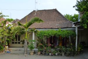 Indische woning in Kediri