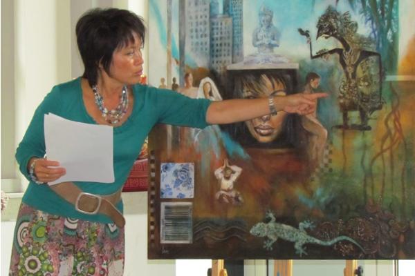 Inge de Vries-Klein - Indische dromen: twee werelden, één ziel