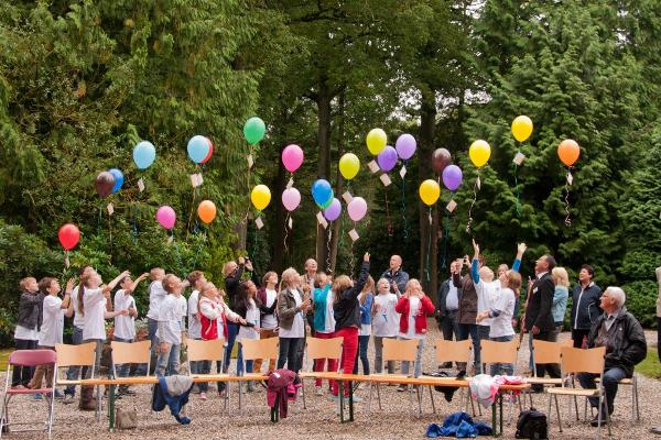 Herdenking Apeldoornse gevallenen 2013