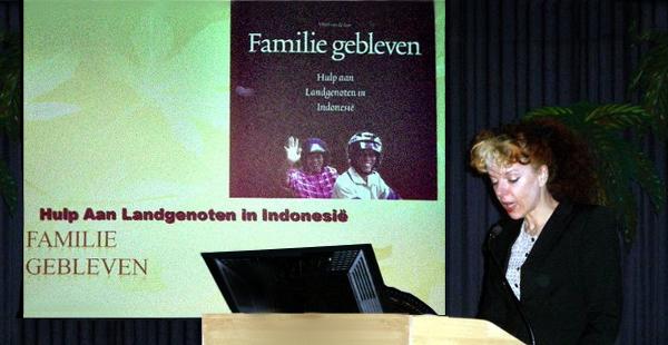 Vilan van der Loo: Familie gebleven