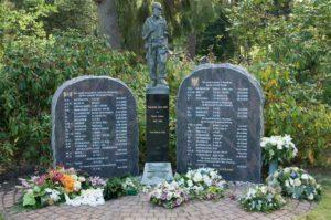 Herdenking Apeldoornse gevallenen (2016)