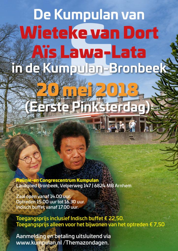 De Kumpulan van Wieteke van Dort en Aïs Lawa-Lata