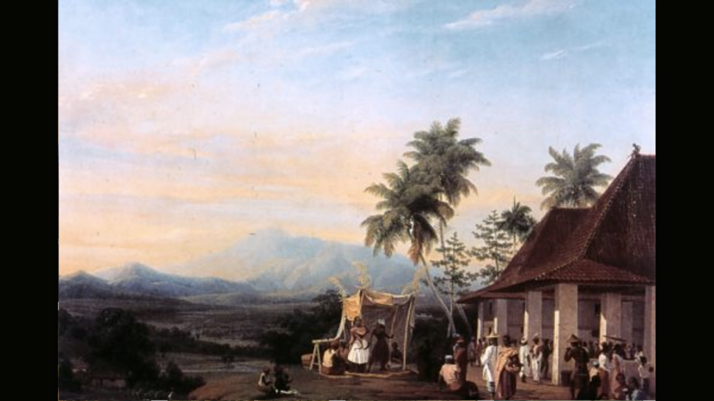 Antoine Payen - Pasar Bogor
