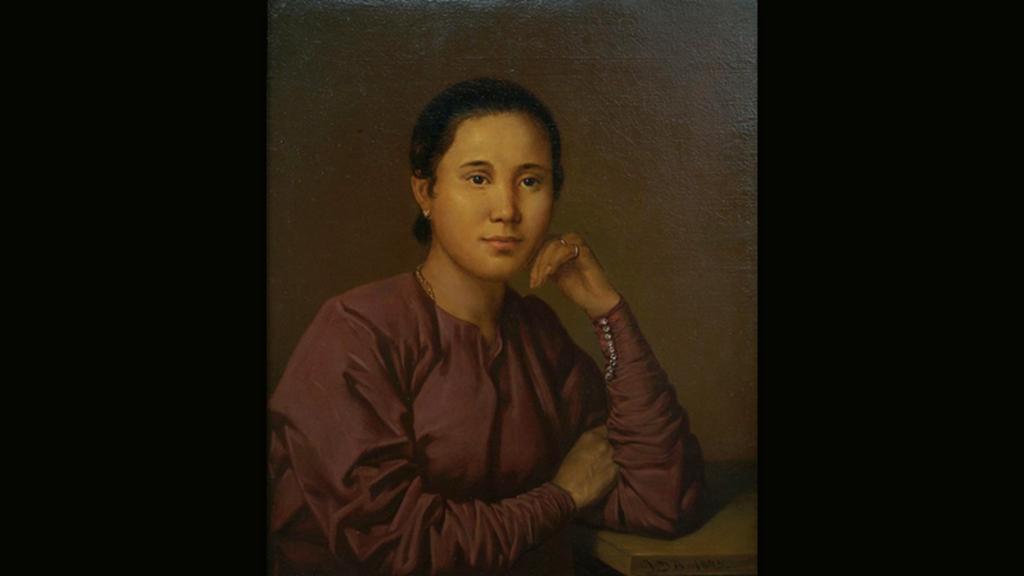 Daniel Beynon - Javaanse vrouw
