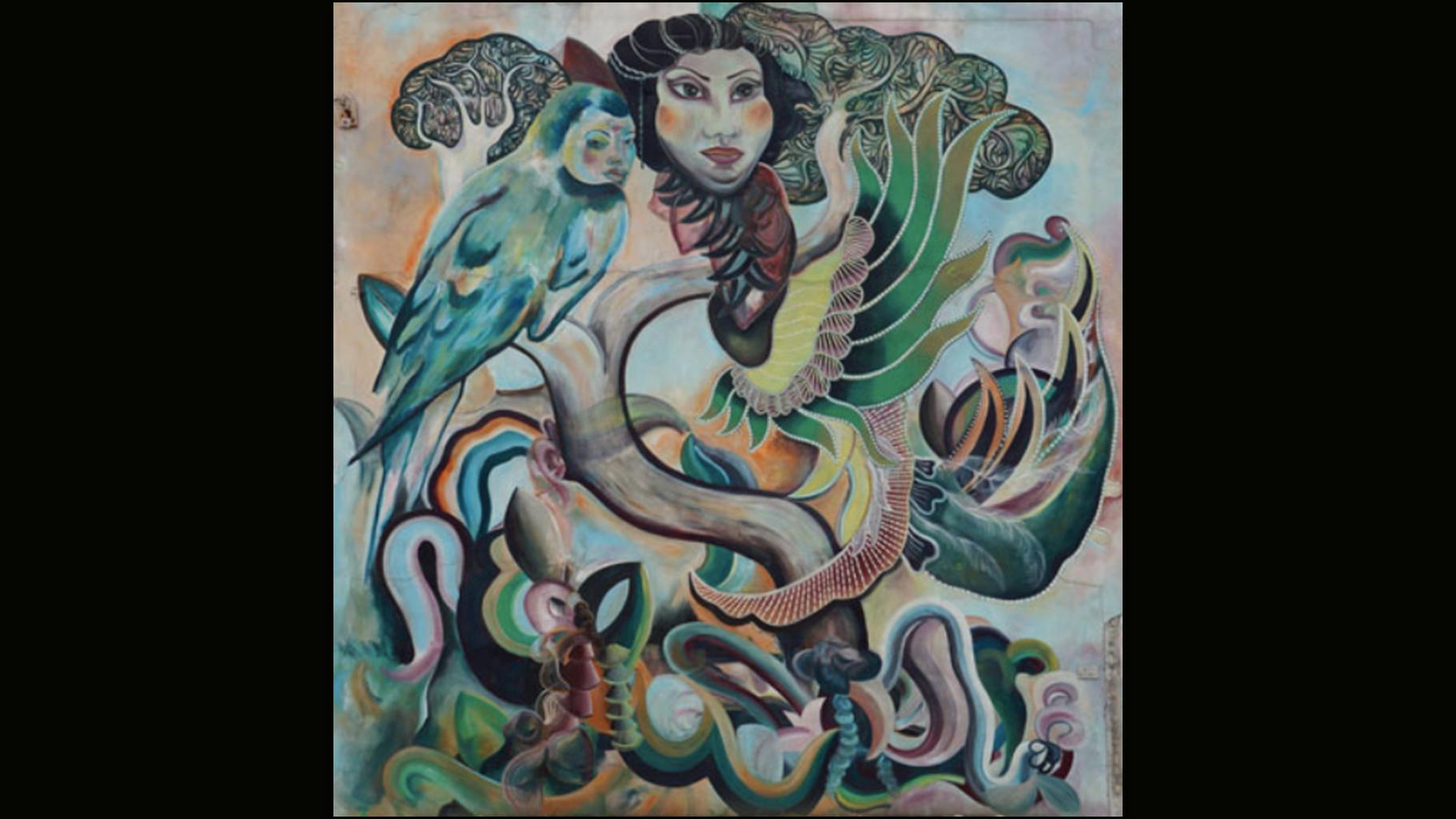Hadassah Emmerich - Birds of Paradise